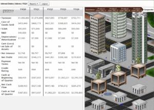 Business Challenge virtual business simulation