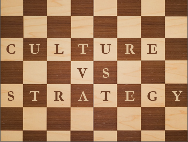 Culture vs Strategy