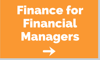 Tailored Finance programmes for Finance Managers