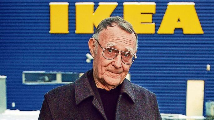 Ingvar Kamprad - IKEA